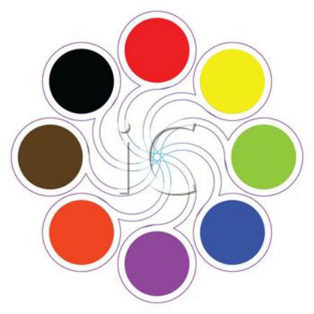 гармония в цветовой палитре