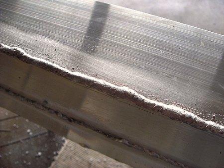 сварка алюминия аргоном