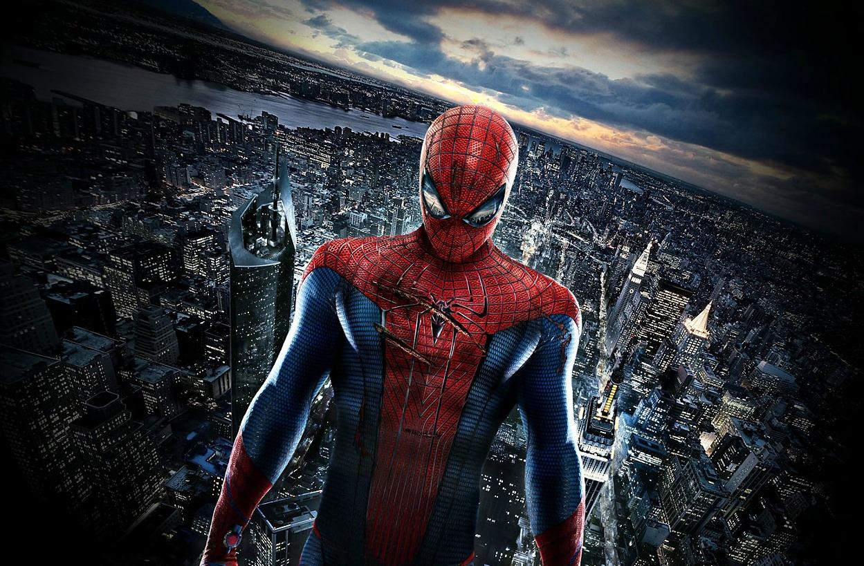 новый человек-паук смотреть онлайн